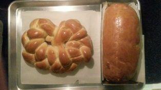Freshly baked bread Mmmmmm