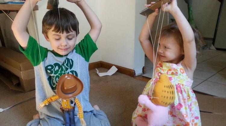 marionetes