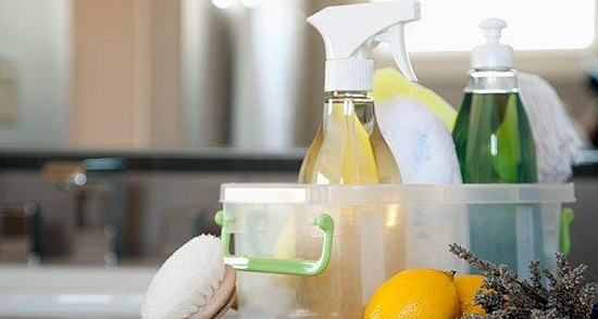 Home Spring Cleaning [image source: cyclicx-com]